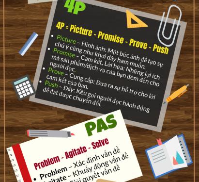 Công thức viết content -4P