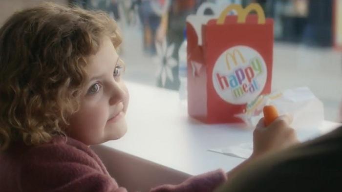 Quảng cáo TV tại Anh của McDonald