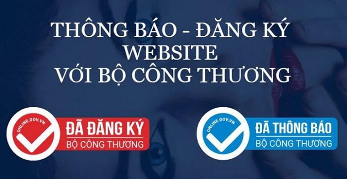 Quy trình thông báo và đăng ký website với Bộ Công thương (2)